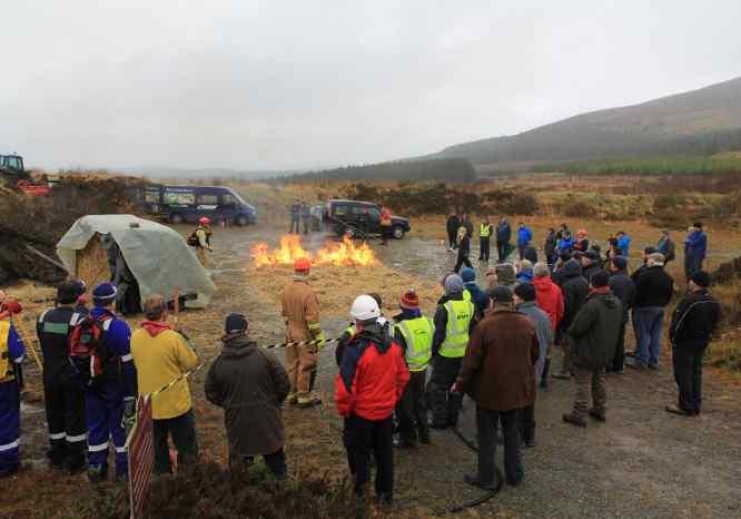 Burning workshop
